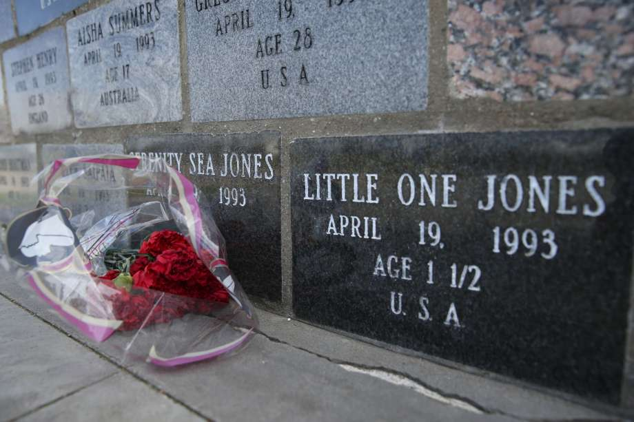 Memorial for Little One Jones
