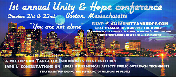 1st unity hope conference